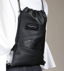modni nahrbtnik mr black
