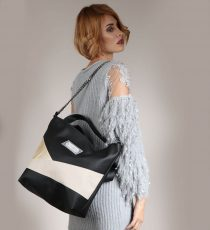 tote bag torba grey lover