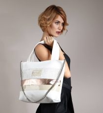 tote bag torba. blondy